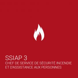 Service de Sécurité Incendie et d'Assistance aux Personnes - SSIAP 3
