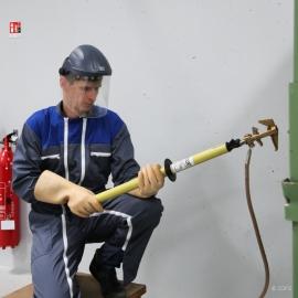 Habilitation Électrique Opérations d'Ordre Électrique en Haute Tension