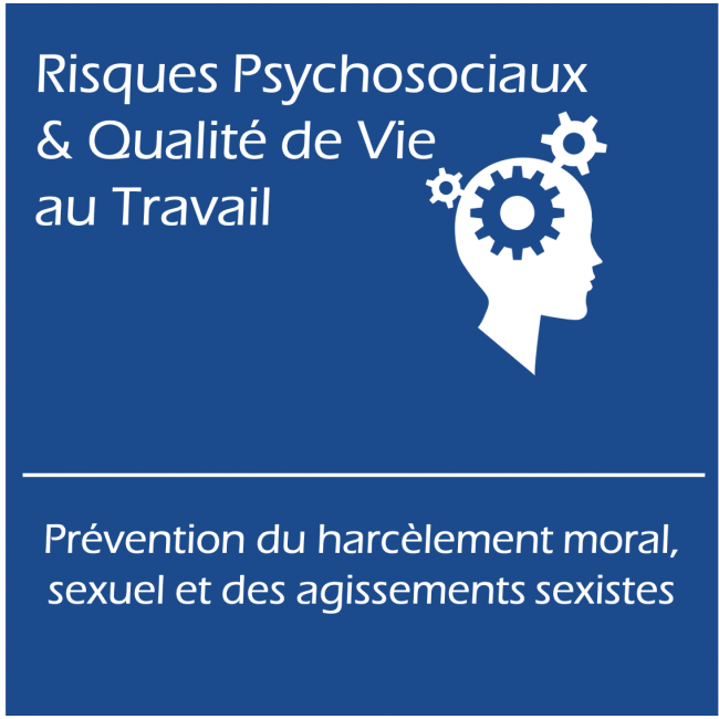 Formation à la prévention du harcèlement moral, sexuel et des agissements sexistes