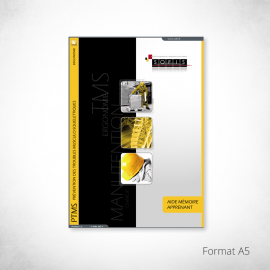 Prévention des TMS et des Atteintes du Dos - Livret apprenant format A5