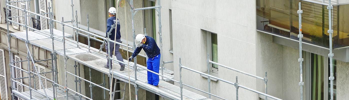 Formations en prévention des risques pour le travail en hauteur