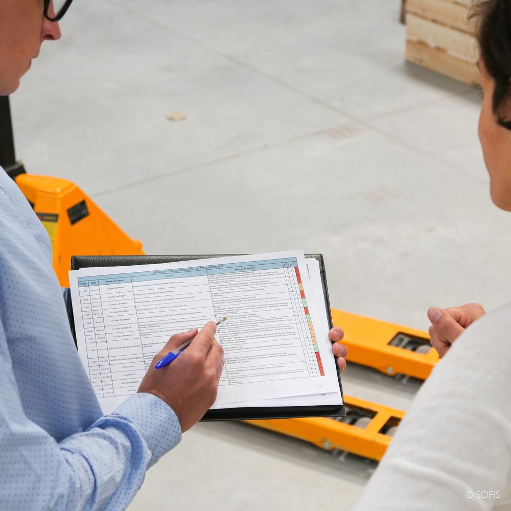 Réunion de sensibilisation Document Unique : De l'évaluation des risques à la mise en place d'un plan d'action
